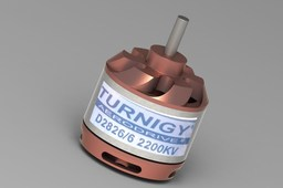 Turnigy D2826/6 2200KV RC Motor