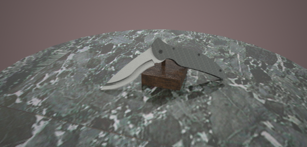 generic folding knife