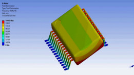 TSSOP-28 modal analysis ansys 16