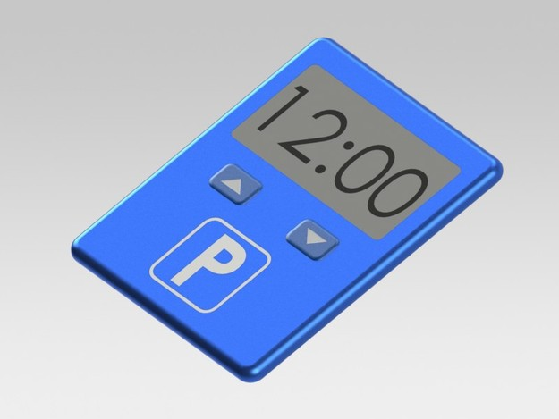 digital parking disk