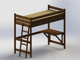 Bunk Bed Config. 1