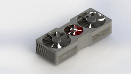 2x 120mm 1x 80mm GPU cooler