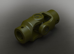 CRUZETA COM TERMINAL 30mm