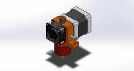 Extruder 3D Printer