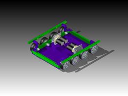 FRC Team 4926 Tank Drive - 6in Wheels
