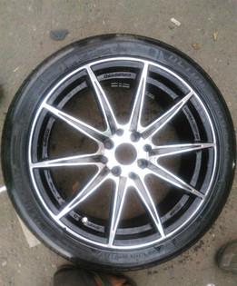 R17 tire
