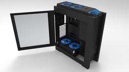 Pandora pc case idea