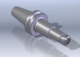 BT50-ER25 Tool Holder