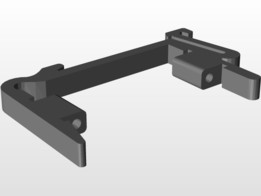 Din rail clamp