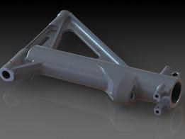 Main Gear Cylinder