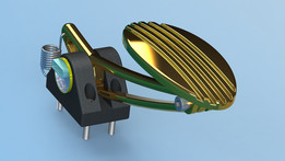Throttle pedal design Rev01