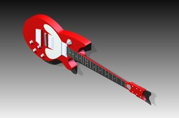 Inspiration Electric Guitar