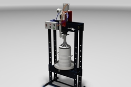 Semi-Automatic separator Press