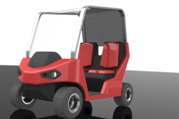 Golf Cart Project 1