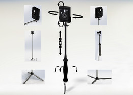 tripod-stand-selfie 3 in one