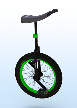 Unicycle - Nimbus Envy