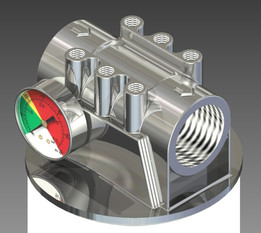 Parker 50AT Spin-on Filter