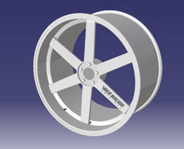 Volk Racing TE37 Rim