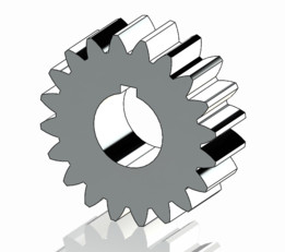 Tutorial: how to model '' a gear '' in '' solidworks '' and show design intent