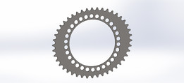 Oval Chainring