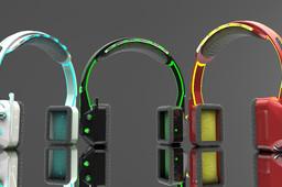 Venom Headset range by SYD_e_FEX™