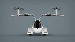 R-TFC 007 Flying Car