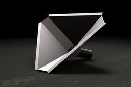 Discharge Cone - Sheet Metal