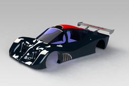 Redback Spyder Body