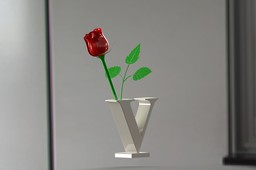 Vase 2 for 3d printing event challenge 2nd edition