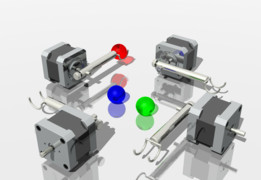 Stepper motors - GAME