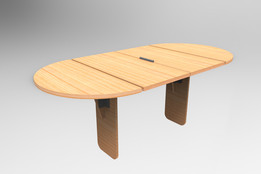 Portable Folding Table.