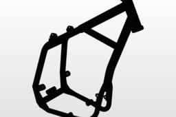 KTM Rahmen Frame LC4