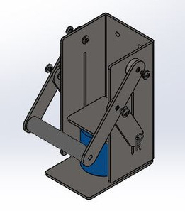 Can Crusher Recent Models 3d Cad Model Collection Grabcad