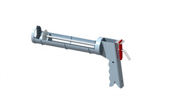 Gun for silicone