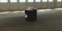 Polyethylene Tanks Type 2500L