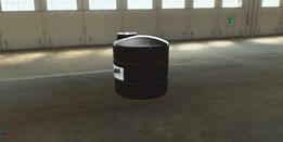 Polyethylene Tanks Type 2500L