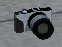 Micro Interchangeable Lens Camera w/ OM Lens
