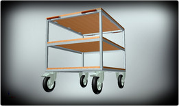 Hand transport cart