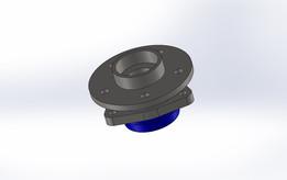 Pontiac G6 front wheel bearing