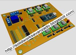 CNC 6 AXIS Arduino