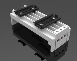 ADAPTADOR COM TRILHO / ADAPTER WITH RAIL