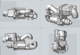 Eaton M65 Supercharger