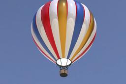 Hot Air Balloon (Life Size & Detailed)
