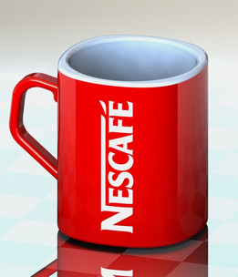 Nescafè Cup