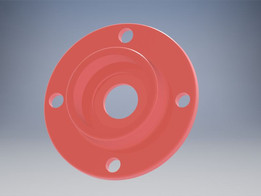 22mm bearing support (used for rollers)