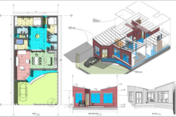 House 10x20m