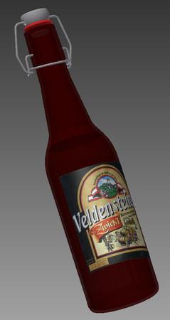 Bier Flasche