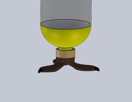2L Bottle Stand