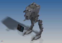 LEGO Star Wars - UCS AT-ST (10174)
