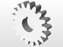 spur gear using equations